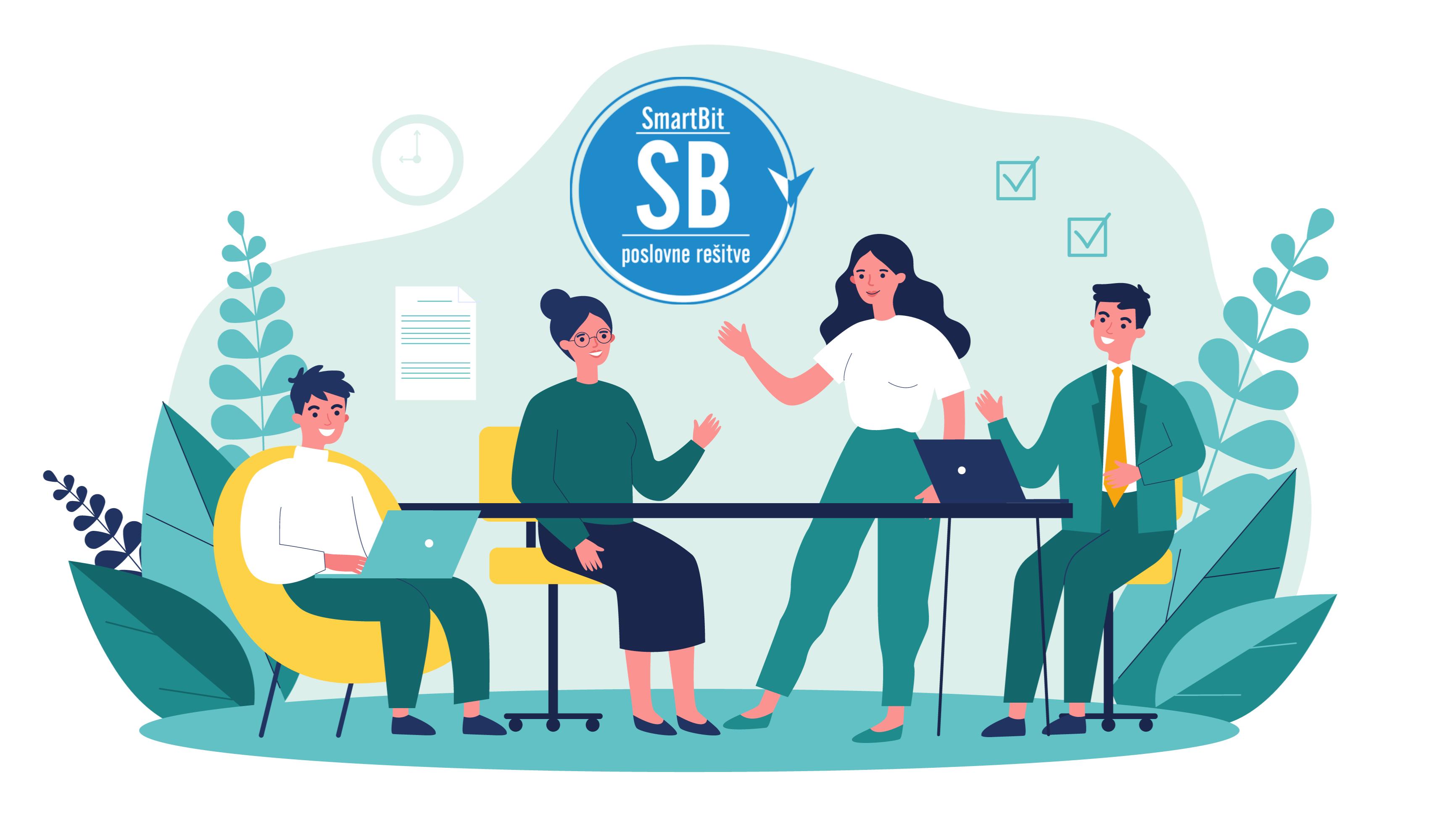 Smartbit rešitve nepovratna sredstva, kompetence in strategije